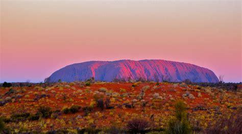 ayers rock uluru australia amazing places