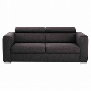 3 seater fabric sofa in heather grey wowhome uk With heather grey sectional sofa