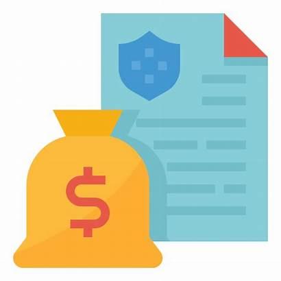 Claim Icon Insurance Damage Icons Coverage Vehicle