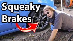 How to Fix Squeaky Brakes in Your Car - YouTube