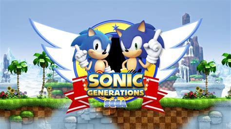 Final Fantasy Wallpaper 1080p Sonic Generations Wallpaper Gamebud