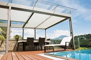 sonnenschutz aus kunststoff und markisenstoff net tec With garten planen mit jalousien außen balkon