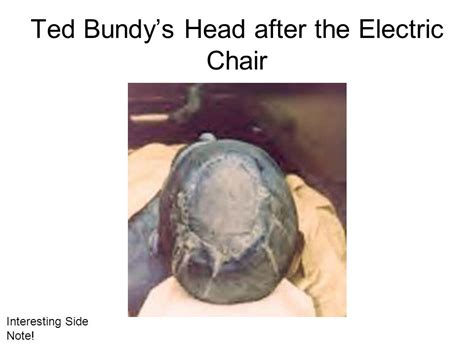 Ted Bundy Electric Chair by Csi Vs Csi 1 How Is Real Csi Similar To Tv Csi Ppt