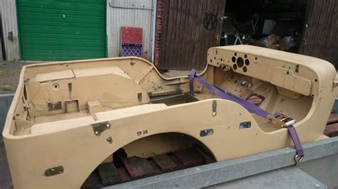 Willys Tub For Sale willys jeep composite tub spares milweb classifieds