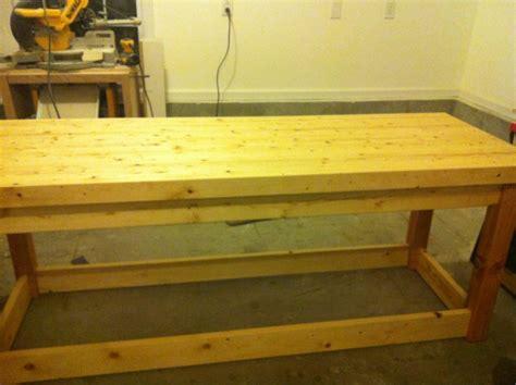 workbench top woodworking talk woodworkers forum