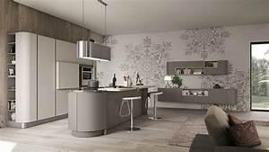 Gallery of cucina grigia e bianca una scelta di stile Cucina Moderna Grigia grigio corda