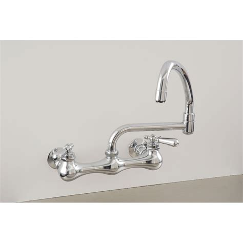 wall mount sink faucet wall mount utility faucet with spray