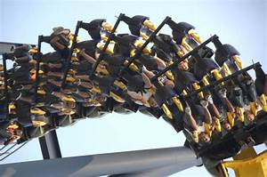 SEE IT: Six Flags Great Adventure Batman ride to go ...