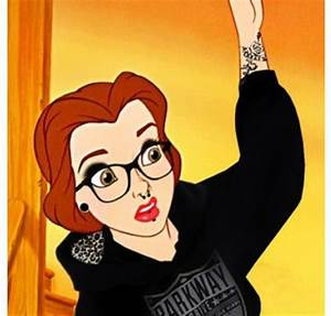 Hipster Bell | Hipsters | Pinterest | Disney, Belle and ...
