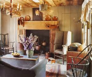 primitive look awesome colonial living rooms pinterest