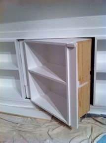 Home Depot Unfinished Kitchen Wall Cabinets by Clever Attic Storage Ideas The Owner Builder Network