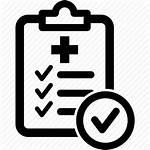 Icon Medical Clipboard Patient Healthcare Nursing Reasons