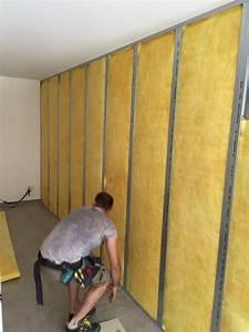 Isolation Mur Intérieur : doublage mur interieur fabulous schma isolation des murs ~ Melissatoandfro.com Idées de Décoration