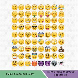 Emoji Clipart Emoji Collection Emoticons Clipart Smiley