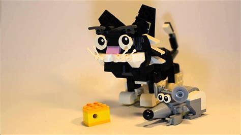Brick N Brax Lego Creator Set #31021 Review (cat & Mouse