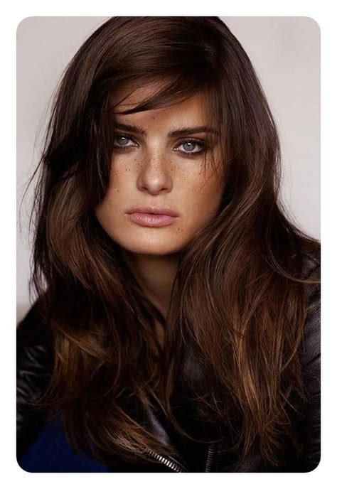 awesome chocolate brown hair color   hair stylying