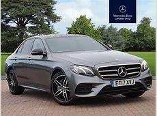 Used MercedesBenz E Class E200d AMG Line Premium 4d