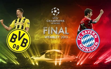 Bayern Munchen Vs Borussia Dortmund Wallpapers - Wallpaper ...