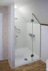 Dusche Nach Maß : dusche nach ma badezimmer mit dusche in dachschr ge ~ Watch28wear.com Haus und Dekorationen