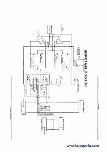 John Deere 570 575 375 Skid Steer Loaders Technical Manual