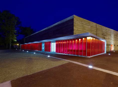 architecture salle de sport salle le palio atelier ferret architectures equipements sportifs culturels et logements