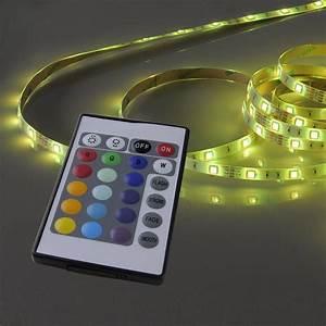 Led Lichtband Dimmbar : lichtstreifen 10m rolle led 30w rgb mit fernbedienung wohnlicht ~ Watch28wear.com Haus und Dekorationen