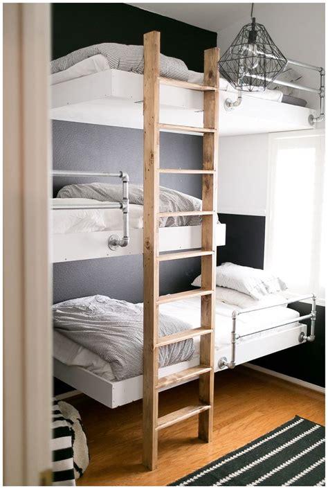 2017 ideas about triple bunk beds on pinterest triple bunk