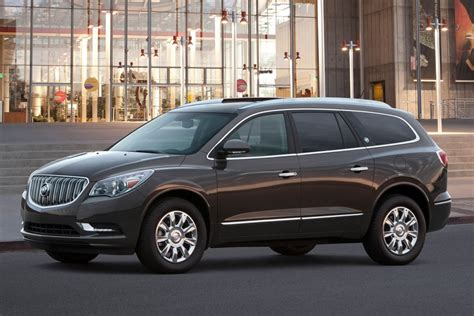 2017 Buick Enclave Pricing & Features