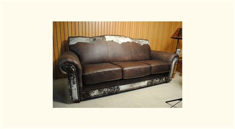 Cowhide Sofa Sale by Western Leather And Cowhide Sofa Really Cool Chairs