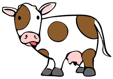 Cow Cartoon 04.svg