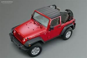 Jeep Wrangler 38 Rubicon 2dr