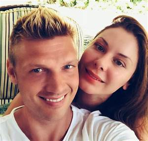 Nick Carter, do Backstreet Boys, revela que esposa sofreu ...