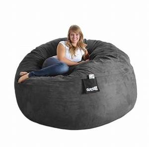 best bean bag chairs for adults ideas with images With big huge bean bag chair