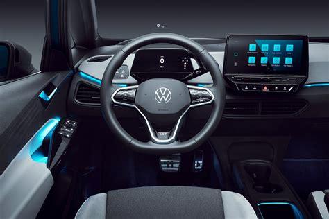 vw id interior electricvehicles