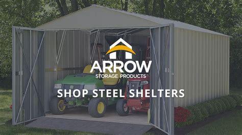 ready built sheds shelterlogic corp shade shelter and storage