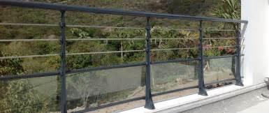 Protection Escalier Pour Bébé by Garde Corps Aluminium Pour Villa Alu Profil 233 S Ronds