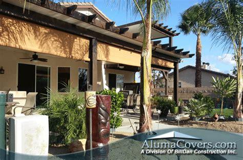 aluminum patio covers rancho cucamonga alumawood
