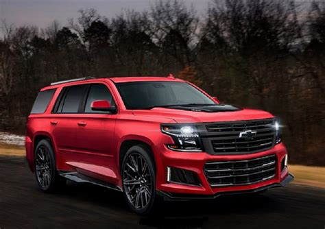 Chevrolet Tahoe 2020 by Redesign Details What Will The 2020 Chevy Tahoe Look