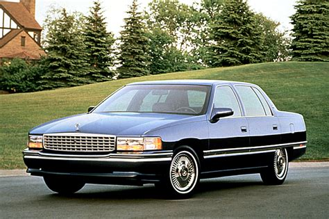 199499 Cadillac Devilleconcours  Consumer Guide Auto