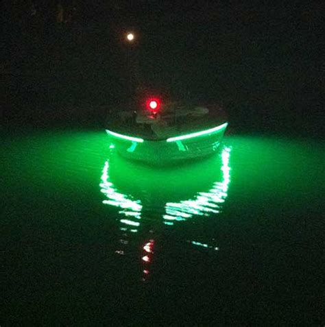 Led Fishing Lights by Led Applications For Your Boat Yacht Houseboat Sailboat