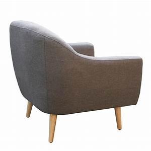 Fauteuil Vintage Scandinave : fauteuil scandinave vintage bogart by ~ Dode.kayakingforconservation.com Idées de Décoration