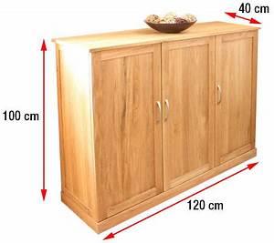 Baumhaus Mobel Oak Extra Large Shoe Cupboard 24 Pairs