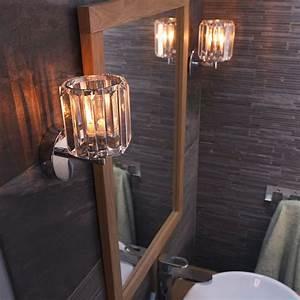 Appliques Murales Salle De Bain : 10 id es pour d corer sa salle de bains du sol au plafond ~ Melissatoandfro.com Idées de Décoration