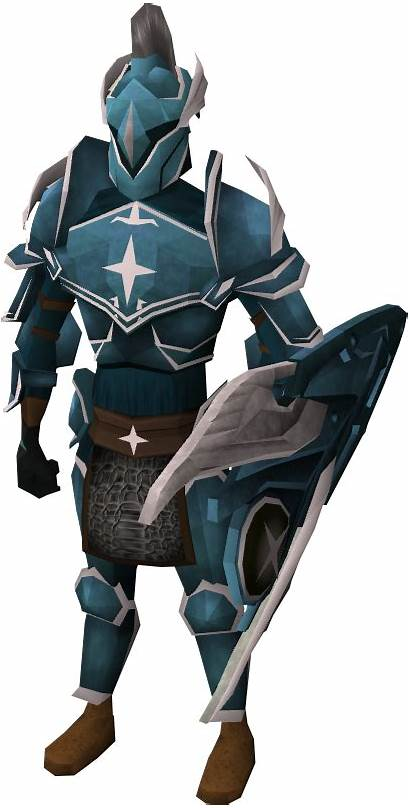 Armour Saradomin Runescape Lg Rs3 Separately Backordered