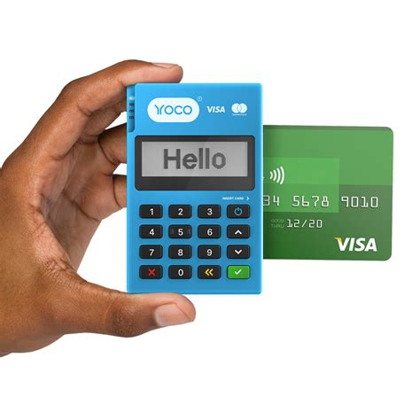 How often you should clean the card machine depends on the questions: Yoco Go Card Machine - Yoco Online Store