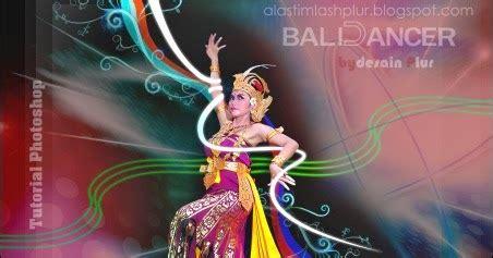 bali dancer edit foto  photoshop tutorial