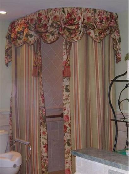 Curtain Shower Track Curved Curtains Tracks Priscilla