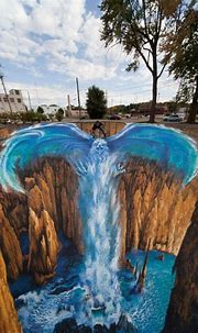 26 Most Stunning 3D Street Art Paintings   Pouted.com