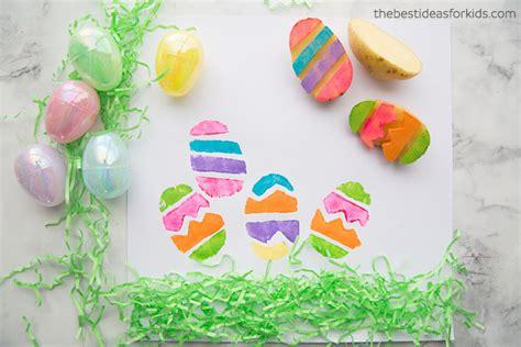 easter crafts  preschoolers   ideas  kids