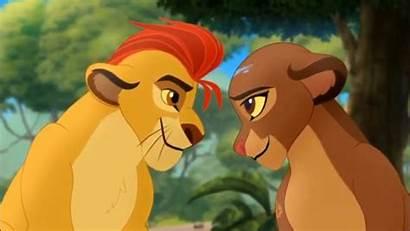 Lion Guard Rani Kion Queen Wolf Deviantart